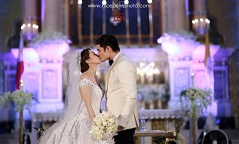 Official Wedding Site of the Kapuso Primetime King and