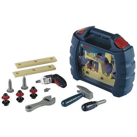 bosch toy tool bench theo klein bosch toy tool set case play set with ixolino
