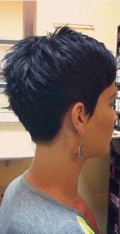 pixie haircuts women thick hair front and back view of same short pixie cuts front back views short hairstyle 2013