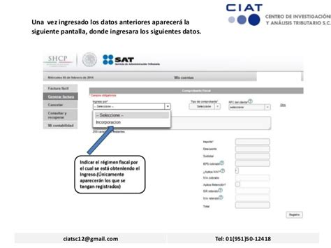 www sat gob mx calculo bimestral rif isr iva 2016 curso rif actualizado a febrero 2014 por cpvivar