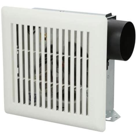 bathroom exhaust fans wall mounted nutone 50 cfm wall ceiling mount exhaust bath fan 696n