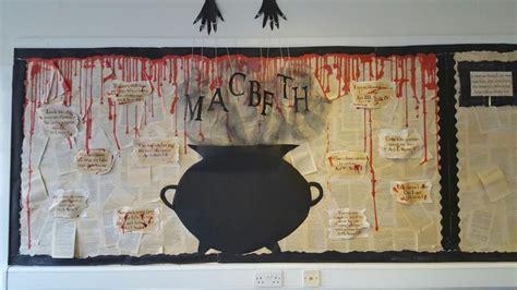 themes in macbeth ks2 macbeth display ideas and inspiration for teaching gcse