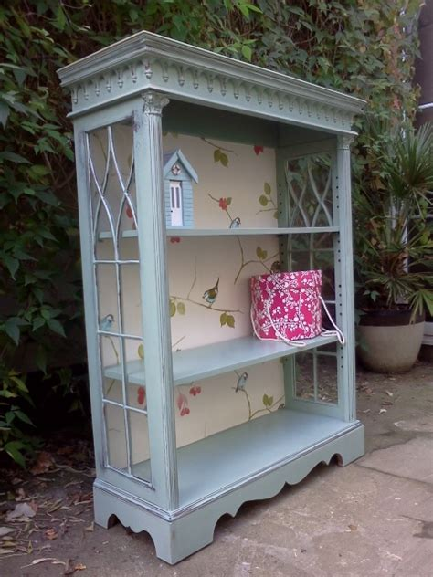 shabby chic bookcase ideas bookcase home styles uk