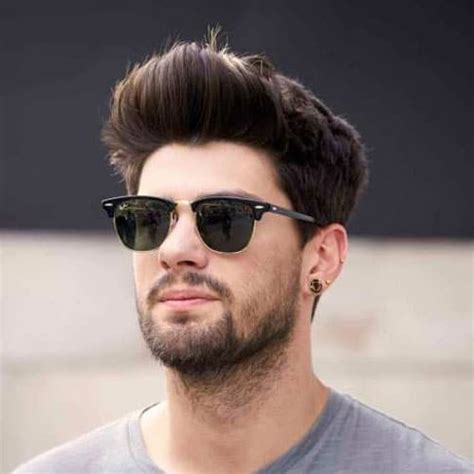 style  modern pompadour mens hairstyles