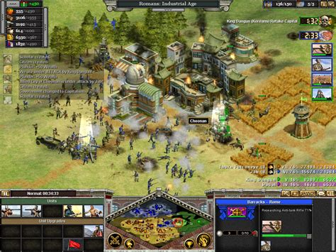 strategy game layout ui strategy game design dos and don ts game wisdom