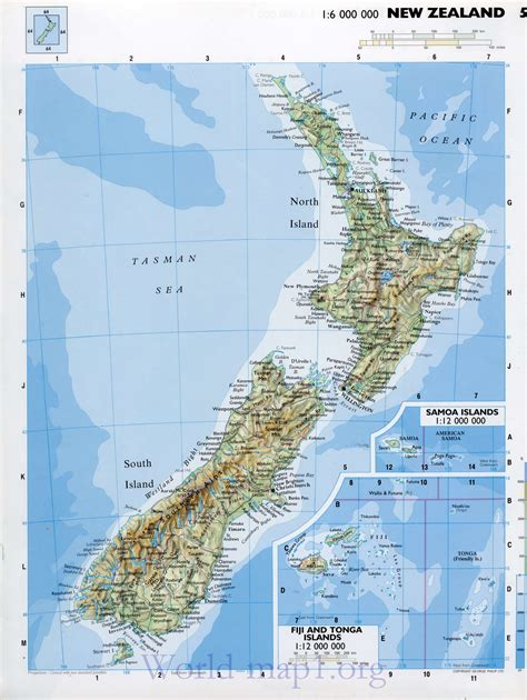 printable maps new zealand detailed new zealand maps map of new zealand detailed