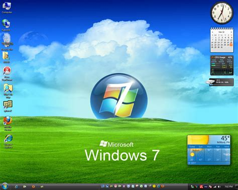 computer themes for windows 7 everything windows windows 7 basic themes