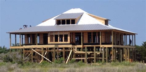 Economical Homes To Build Coastal Foundations The Coastal Cottage Company