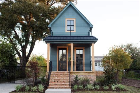 tiny house hgtv fixer upper goes tiny joanna s tips for living small