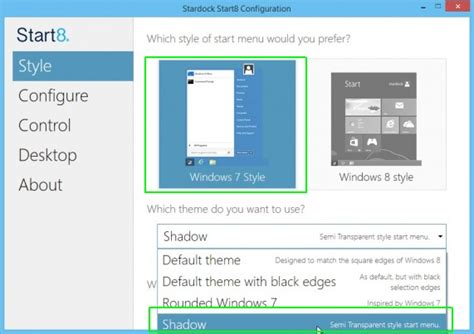 themes for windows 8 1 start menu how to make windows 8 or 8 1 look and feel like windows 7