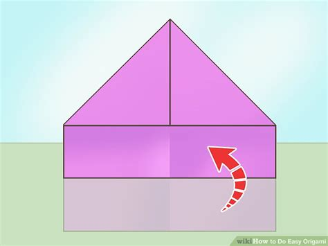 Easy Origami Wikihow - 3 ways to do easy origami wikihow