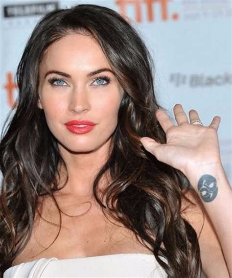 megan fox s 9 tattoos and their meanings bodyartguru