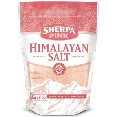 himalayan salt ls wholesale himalayan bath salt 25 lbs san francisco bath salt co