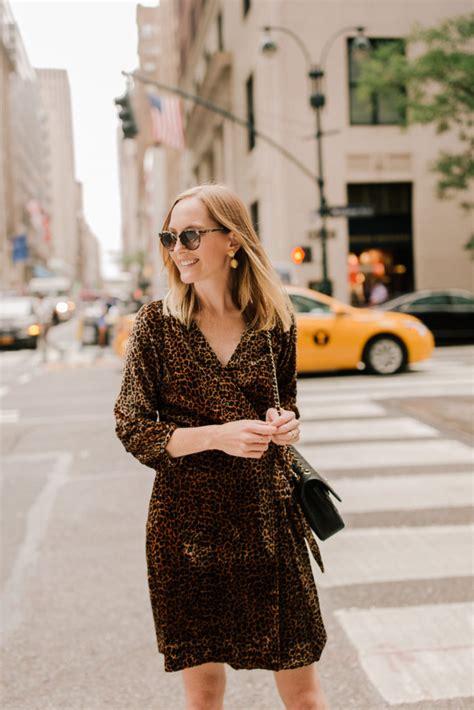 velvet leopard wrap dress jcrew kelly   city