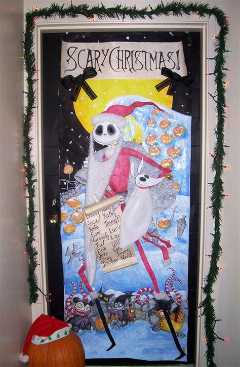 apartment door christmas decorating contest ideas pumpkin patch fan stuff fan in town door decoration