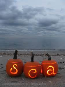 When Can I Decorate For Fall - coastal pumpkin ideas sand and sisal