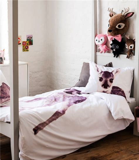 kids woodland bedroom ebabee likes woodland style for kids rooms from h m