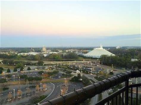 theme park view contemporary resort disney s contemporary resort