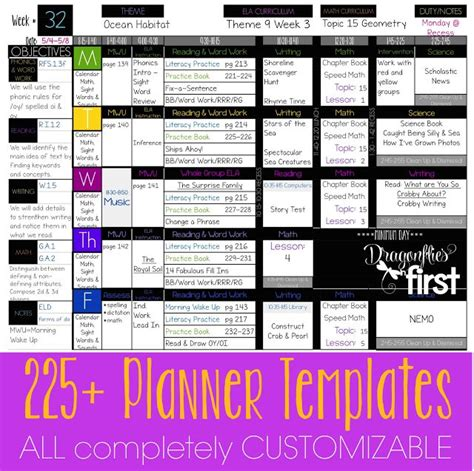 digital lesson plan template 1000 images about lesson plans on lesson plan