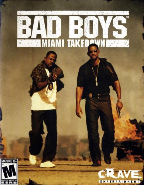 Bad Boys Miami Takedown Game Giant Bomb Bed Boy