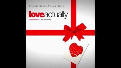 themes in love actually craig armstrong glasgow love theme love actually