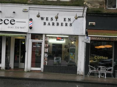 barber glasgow west end west end barbers local data search
