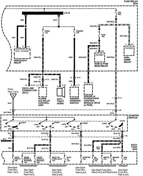 freightliner chassis wiring diagram freightliner starter wiring diagram 1999 western