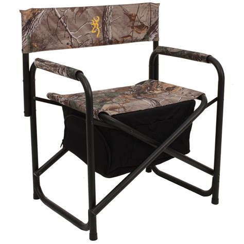 Cooler Pouch Chair by Browning Director S Chair Plus With Insulated Cooler Bag