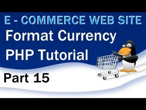 tutorial web e commerce full download 15 e commerce website tutorial php