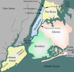 Map Of New York City Boroughs by Gallery For Gt Map Of New York Boroughs