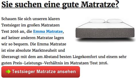 test matratze matratzen test 2016 die besten matratzen im testsieger