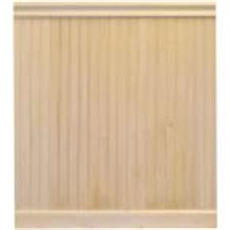 house of fara 8 ft basswood tongue and groove