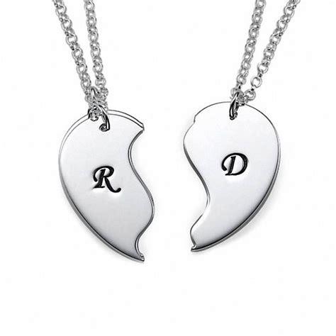 cadenas de plata para mujer con iniciales m 225 s de 1000 ideas sobre collares con las iniciales en