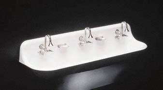 kohler k32030 brockway 5 wash sink white