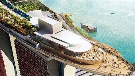 Tiket Sky Park Singapore marina bay sands skypark sightseeing open ticket ticket