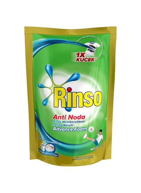 B19 Rinso Anti Noda 800g rinso deterjen liquid anti noda pch 800ml klikindomaret