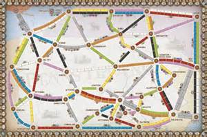 of map collection designer diary ticket to ride map collection united