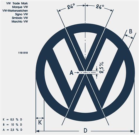 volkswagen old logo vintage volkswagen symbol