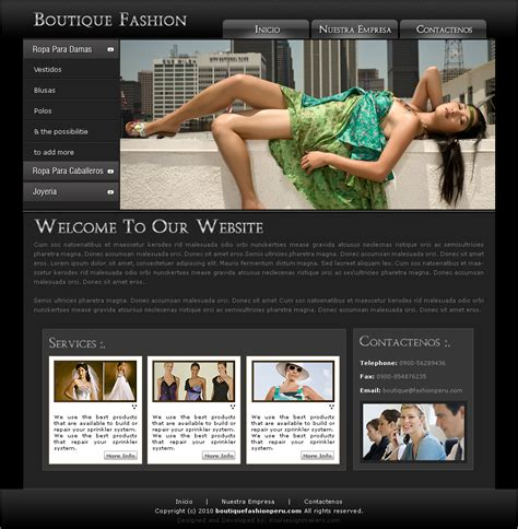 website home page design kooldesignmaker