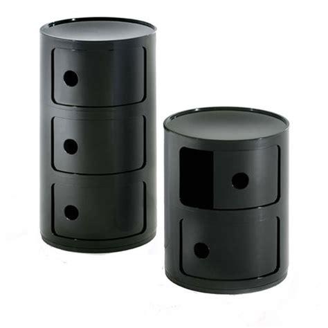 round bathroom storage unit kartell componibili round storage unit