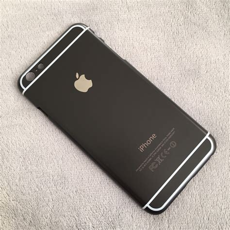 Iphone 6 6s Casing Cover Lucu Daniel Metal Black iphone 6 6s black metal message me if