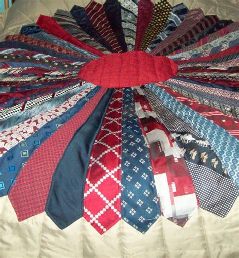 Necktie Quilt Pattern you to see necktie quilt by pamelaquilter