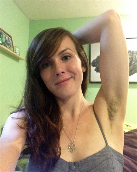 growing pubes fad female underarm hair seems to be a growing trend
