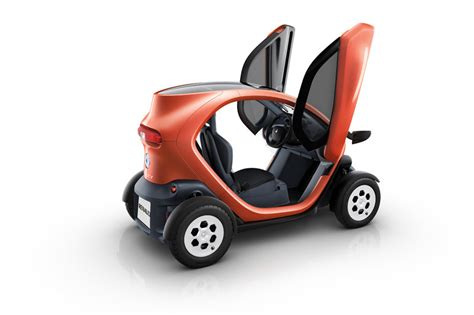 renault twizy mobility mini car prices unveiled
