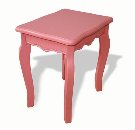 hocker günstig holzhocker hocker alt rosa stuhl sitz g 252 nstig holz