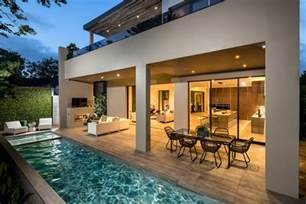 modern dream house in west hollywood prime five homes three modern fences for the contemporary homeowner