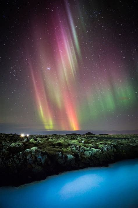 iceland blue lagoon and northern lights package 124 best awesome aurora images on pinterest aurora