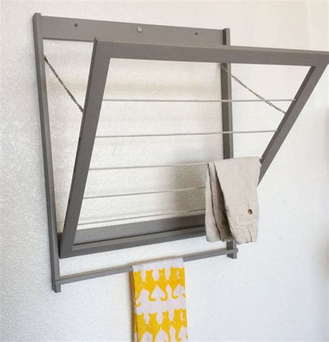 Wall Clothes Rack by 17 Best Ideas About Laundry Drying Racks On