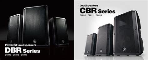 Speaker Aktif Yamaha Dsr 215 speaker aktif yamaha seri dbr paket sound system