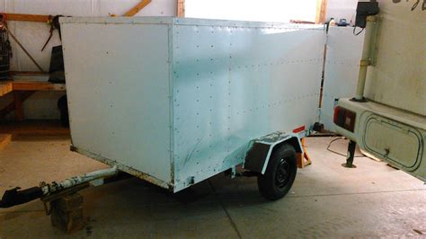 Floor And Decor Glendale Homemade Enclosed Trailer Siding Homemade Ftempo